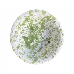 Bol 14 cm Points Vert