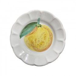 Assiette 16 cm Orange