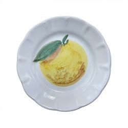 Assiette 20 cm Orange