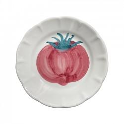 Assiette 20 cm Tomate