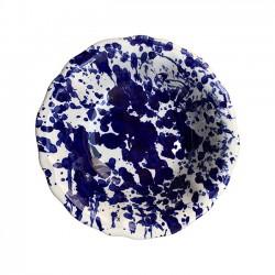 Bol 14 cm Points Bleu
