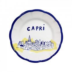 Assiette 21 cm Capri