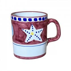 Mug Mer Rouge