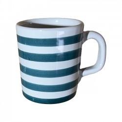 Mug Rayure Vert