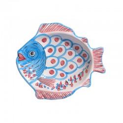 Plat Poisson Bleu
