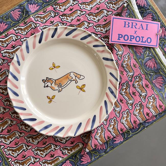 Assiettes & Tasses Toscane