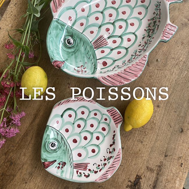 Les Plats Poissons